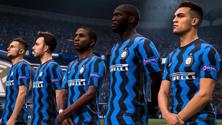 官宣| 国际米兰足球俱乐部与EA展开独家合作|国际米兰|懂球帝