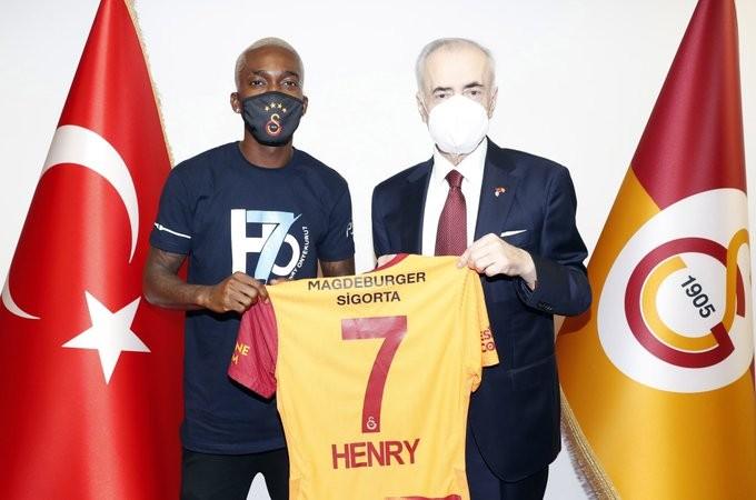 官方:加拉塔萨雷再次租借摩纳哥前锋奥尼库鲁