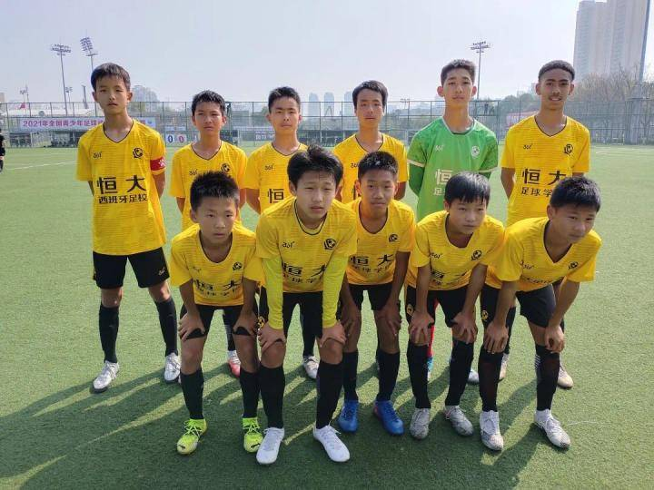 【捷报】2021年春季全国青少年足球武汉邀请赛在...