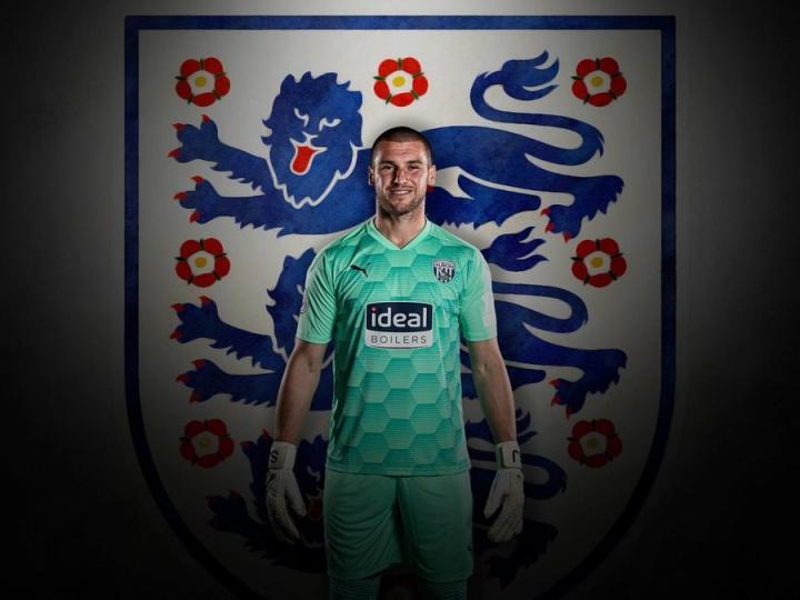 撒花,西布朗门将约翰斯通首次入选英格兰队