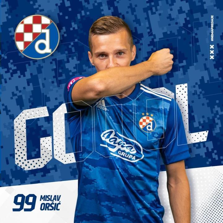 2016年奥巴梅扬后首位,奥尔西奇在欧联杯对热刺梅开二度
